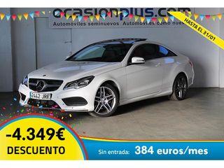 Mercedes-Benz Clase E E 200 Coupe 135 kW (184 CV)