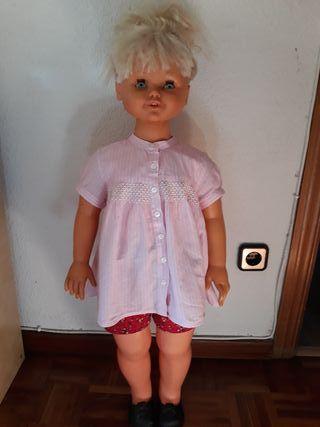muñeca años 80 Rosaura