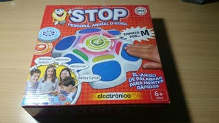 juego de mesa STOP.