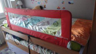 Barrera cama compacta- nido