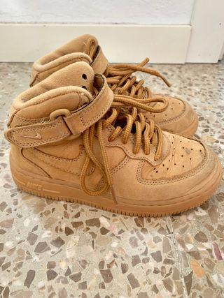 Bambas Nike Force 1 infantil