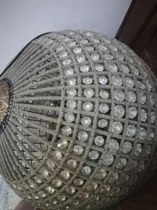 lámpara antigua,