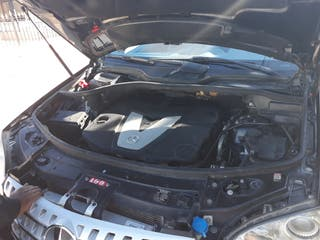 Mercedes-Benz Clase M 2006 o cambio por furgonetas