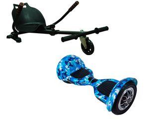 Hoverboard S10 + Hoverkart Luz LED ¡¡¡OFERTA!!!