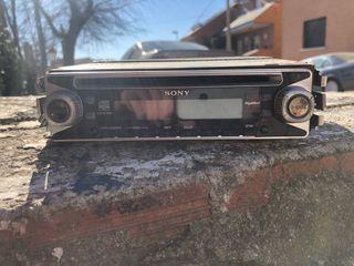 Radio cd Sony para coche