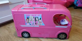 Caravana Súper divertida de Barbie
