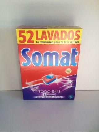 Lavavajillas Somat