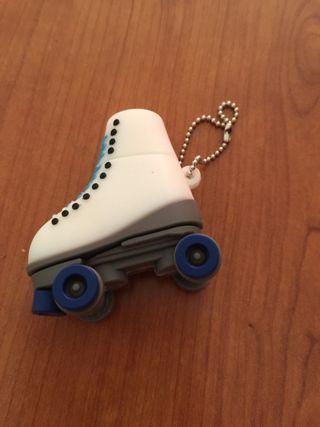 Usb en forma de patin