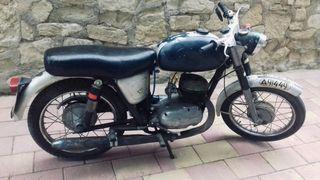 Bultaco Mercurio 155cc