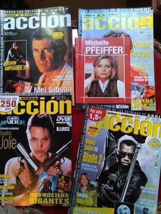 Revistas de cine grátis