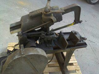 cortadora de hierro