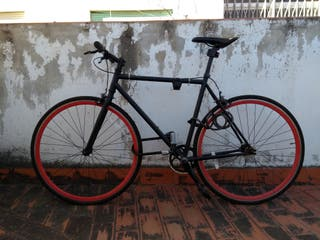 Bicicleta urbana Fixie B-Pro