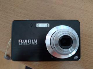 camara fujifilm finepix j15 negra