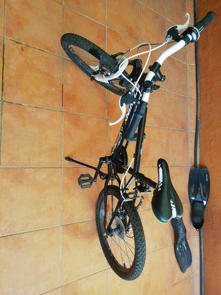 bici montaña kids