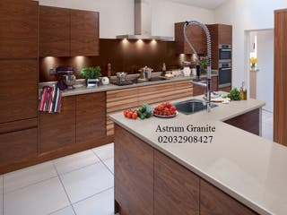 Buy Ambar White Granite Kitchen Worktop in United