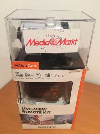 Video Cámara Sony Digital HD (nueva con garantia)