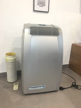 Aire acondicionado / deshumidificador Delonghi
