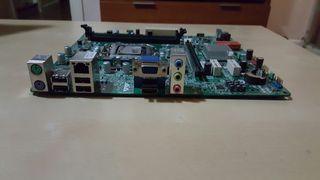 Placa base Medion socket 1155