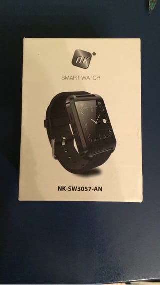 Smartwatch sin usar