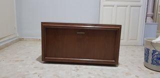 mueble de madera MINI BAR