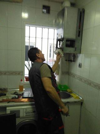 Instalador de gas Madrid Norte