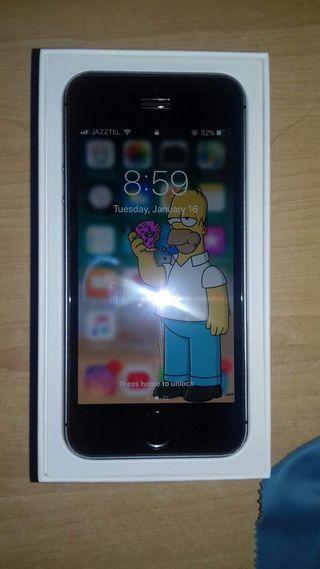 Iphone 5s negro 16Gb