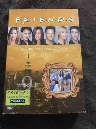 Friends temporada 9 dvd