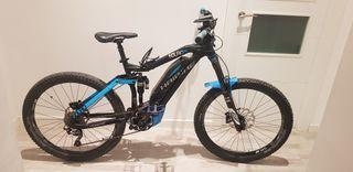 Haibike Sduro Nduro Rx, 1762km, bici electrica