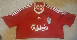 camiseta futbol. 20 €. camiseta futbol. Camiseta del Liverpool talla xl ... 5431170c3683f