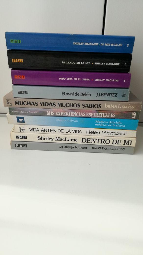 Libros de segunda mano por 20 € en Pontevedra en WALLAPOP