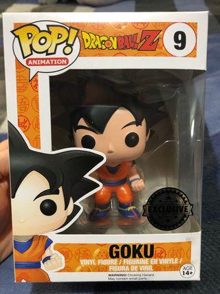 Funko pop! Goku (9)