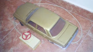 Mercedes 450 diplomatico Rico