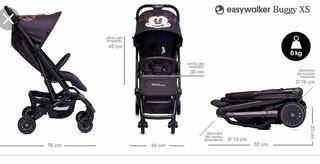 Silla easywalker buggy XS Disney