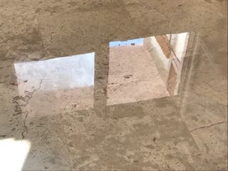 olvidate de fregar y cristaliza tu suelo