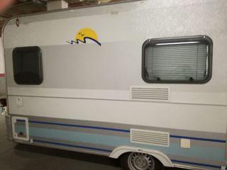 Se vende caravana 3 ambientes