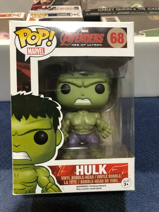 Funko Pop! Hulk (68)