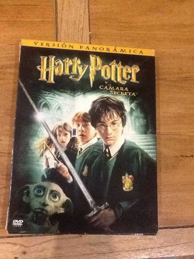 Película DVD Harry Potter