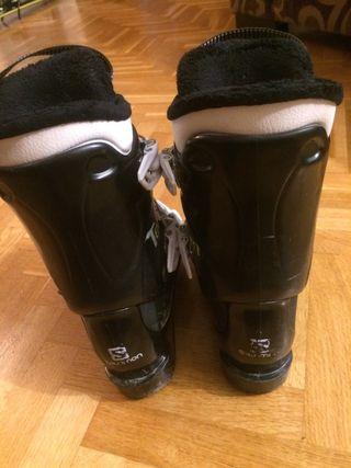 Botas de esquí junior Salomon