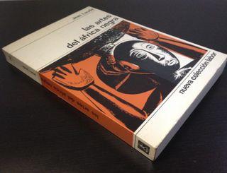 ARTES DEL ÁFRICA NEGRA. JEAN LAUDE. ED. LABOR 1968