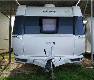 Caravana Hobby 545KMF LUXE EDITION