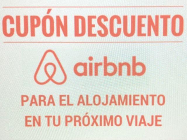 Código Descuento Airbnb De Segunda Mano En Molina De Segura En Wallapop