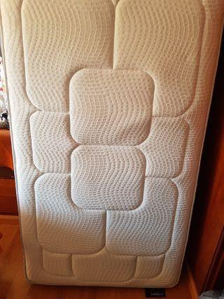 colchón visco elástica. 28 cm