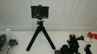 tripode GoPro, c. deportivas y movil. nuevo