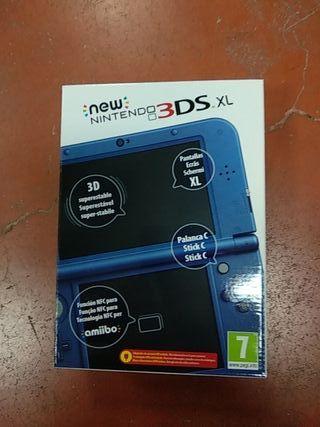 Consola Nintendo 3DS XL - Azul