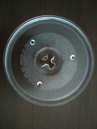 Plato de microondas de 270 mm