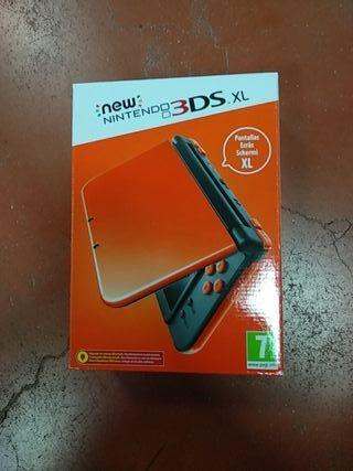 Consola Nintendo 3DS XL - Naranja
