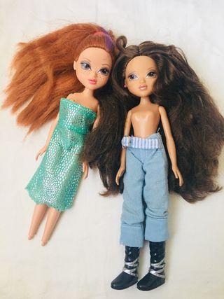 Muñeca moxie nancy Barbie