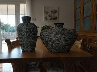 jarrones decoración