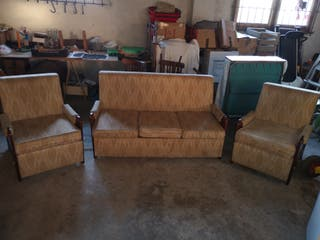 antiguos sillones