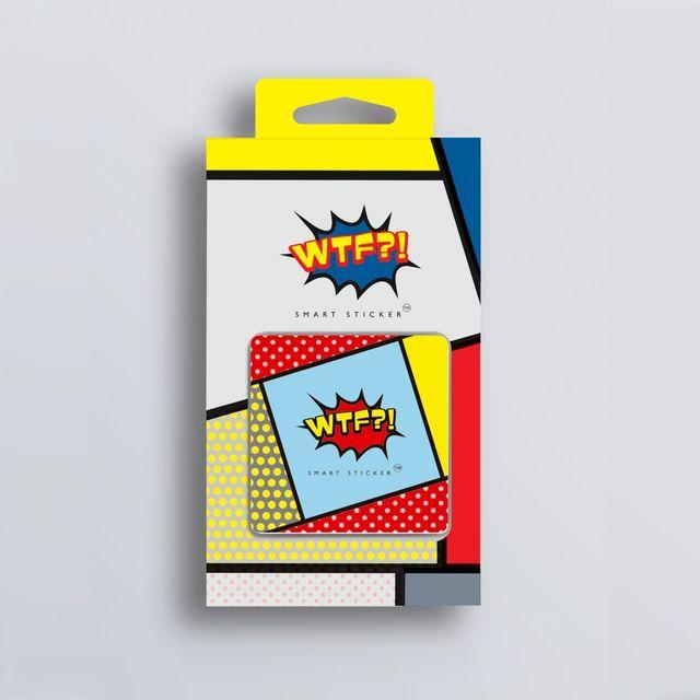 Accesorio móvil pegatina